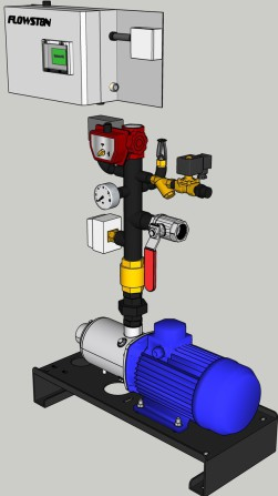 BS9251 residential spinkler pump
