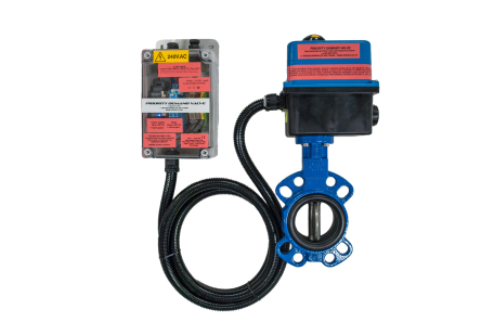 BS9251 2014 Priority demand valve with failsafe actuator